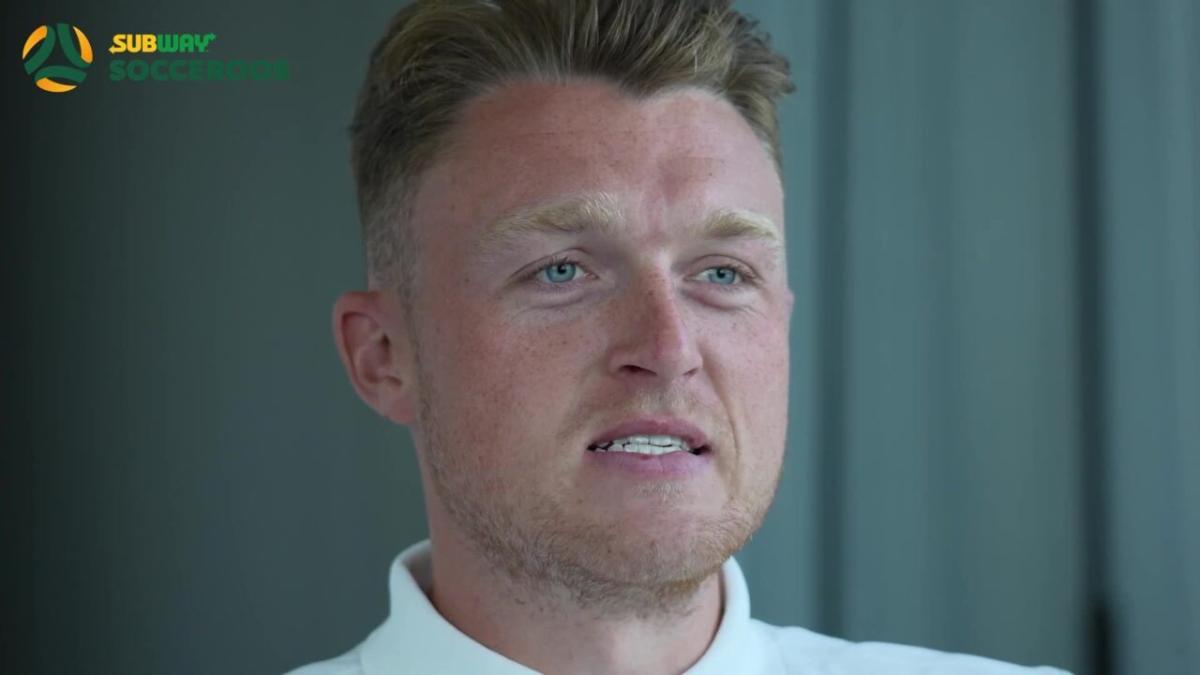 Mitch Duke pulls a goal back for Wanderers v Western United FC