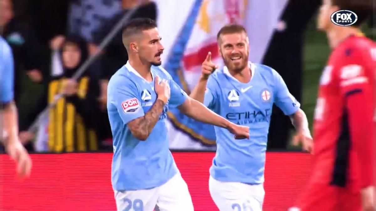 Jamie Maclaren's best Hyundai A-League goals