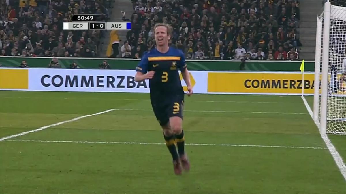 Mini Match: Germany v Socceroos in 2011 International Friendly