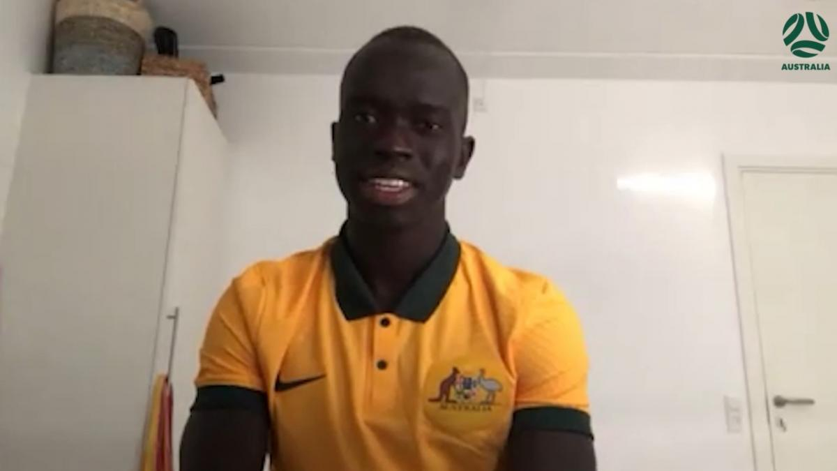 Awer Mabil: New kit sends me back to  watching Asian Cup triumph