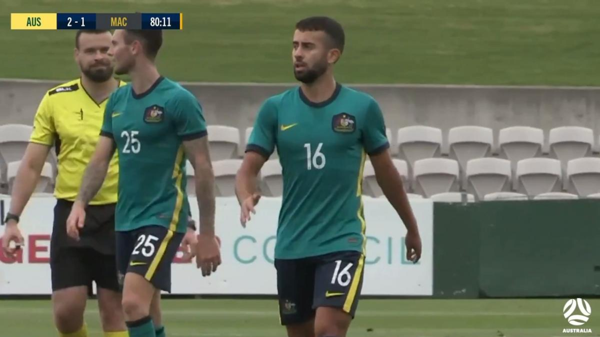 Australia U-23 v Macarthur FC | Match Highlights