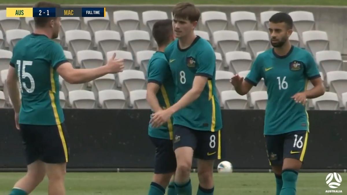 Australia U-23 v Macarthur FC | Mini Match