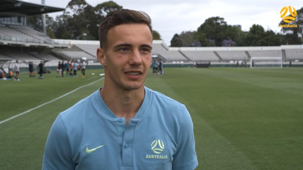 I learned a lot playing against my own club: Denis Genreau | Australia U-23