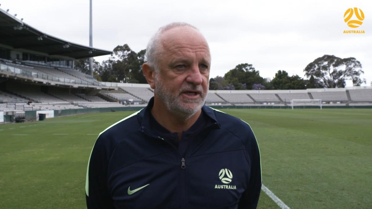 I've been so impressed with the attitudes and energy of these kids: Graham Arnold | Australia U-23