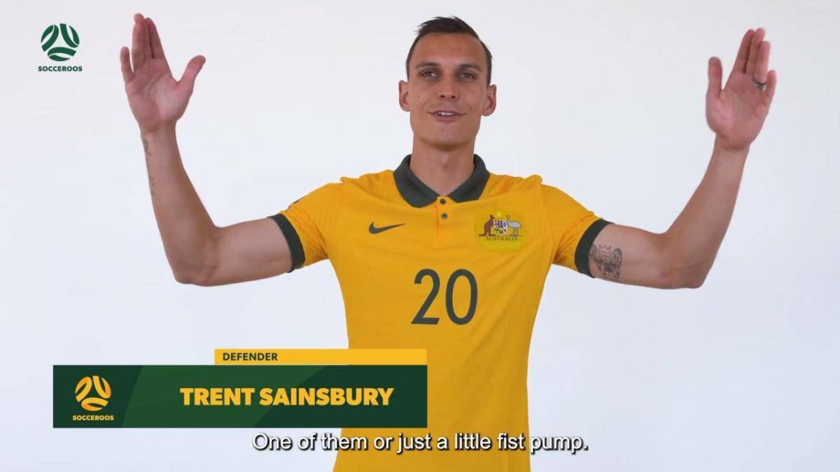 Submit your goal celebration and a Socceroo could use it in a match!