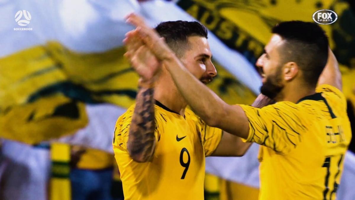 Socceroos return to international football on June 4