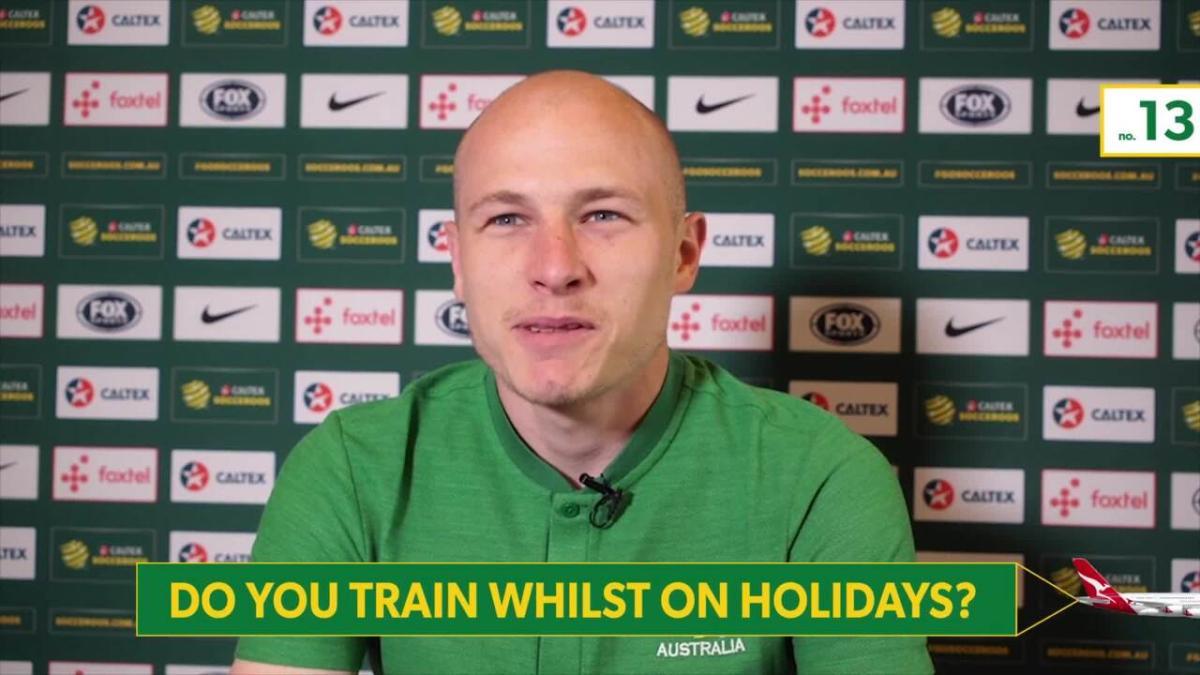 Fran Karacic's highlights on Socceroos debut | Australia v Kuwait
