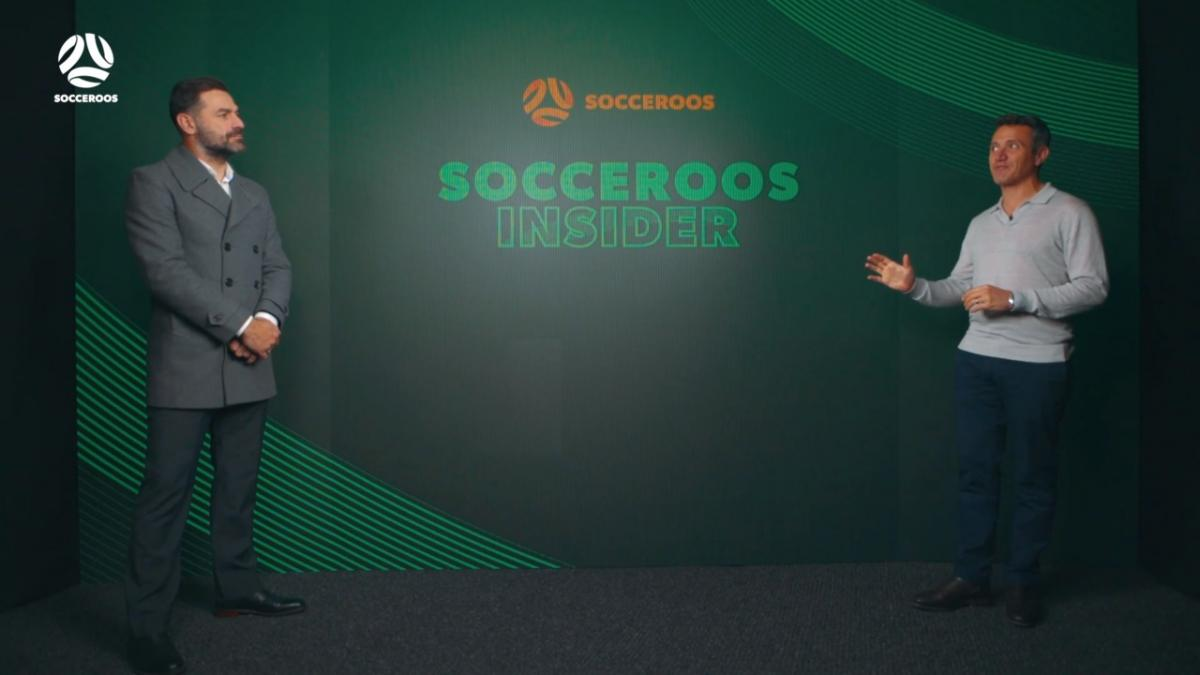 Socceroos Insider: Kuwait Match Preview Show