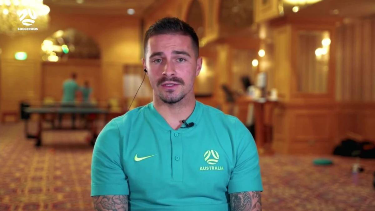 Jamie Maclaren on bringing his A-League form to the Socceroos | Socceroos Insider