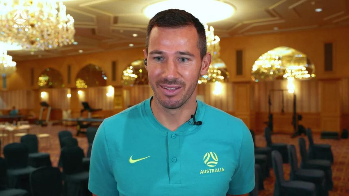 The time Ryan McGowan was late to a team meeting   Socceroos Insider