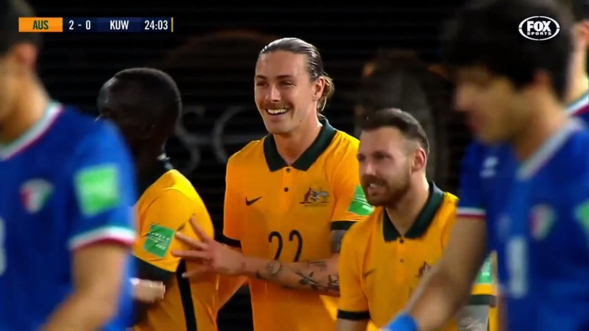 Why is Jackson Irvine 'obsessed' with scoring rebound goals? | Socceroos Insider