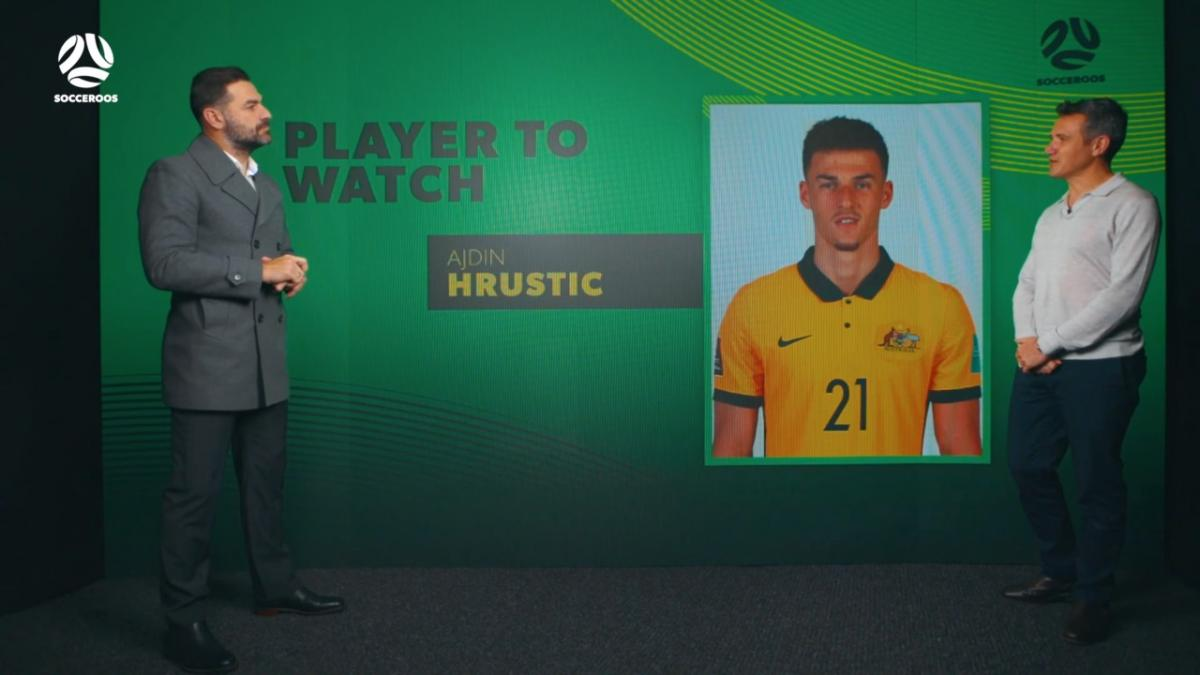 Player to Watch   Ajdin Hrustic   Socceroos Insider