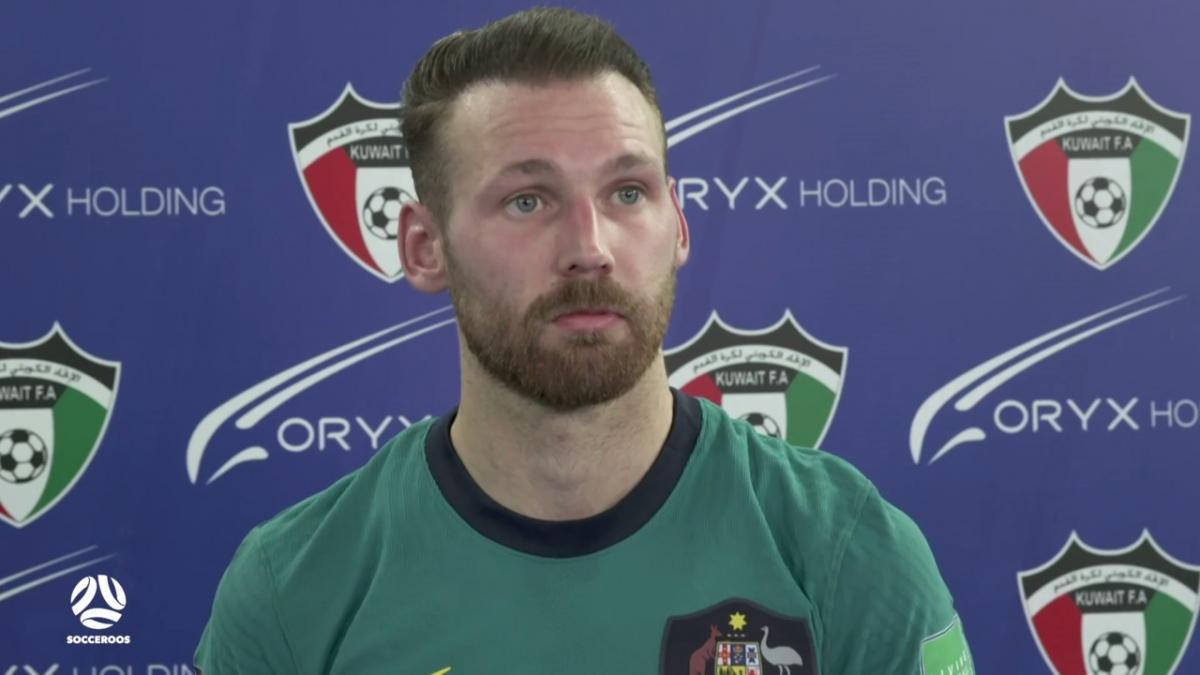Martin Boyle reflects on 'proud' moment scoring third Socceroos goal | Australia v Nepal