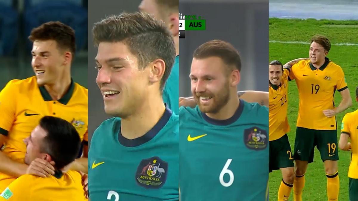 Socceroos June FIFA World Cup Qualifiers: Best Goals