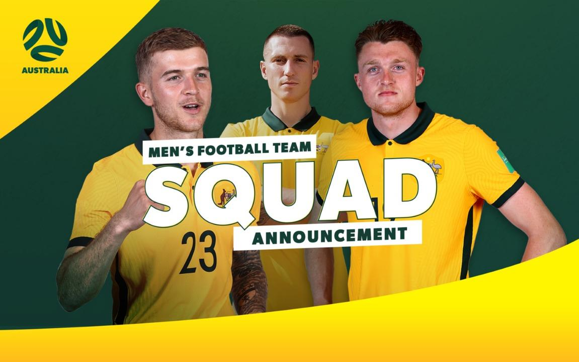 Olyroos squad for Tokyo 2020 revealed by former Olyroos