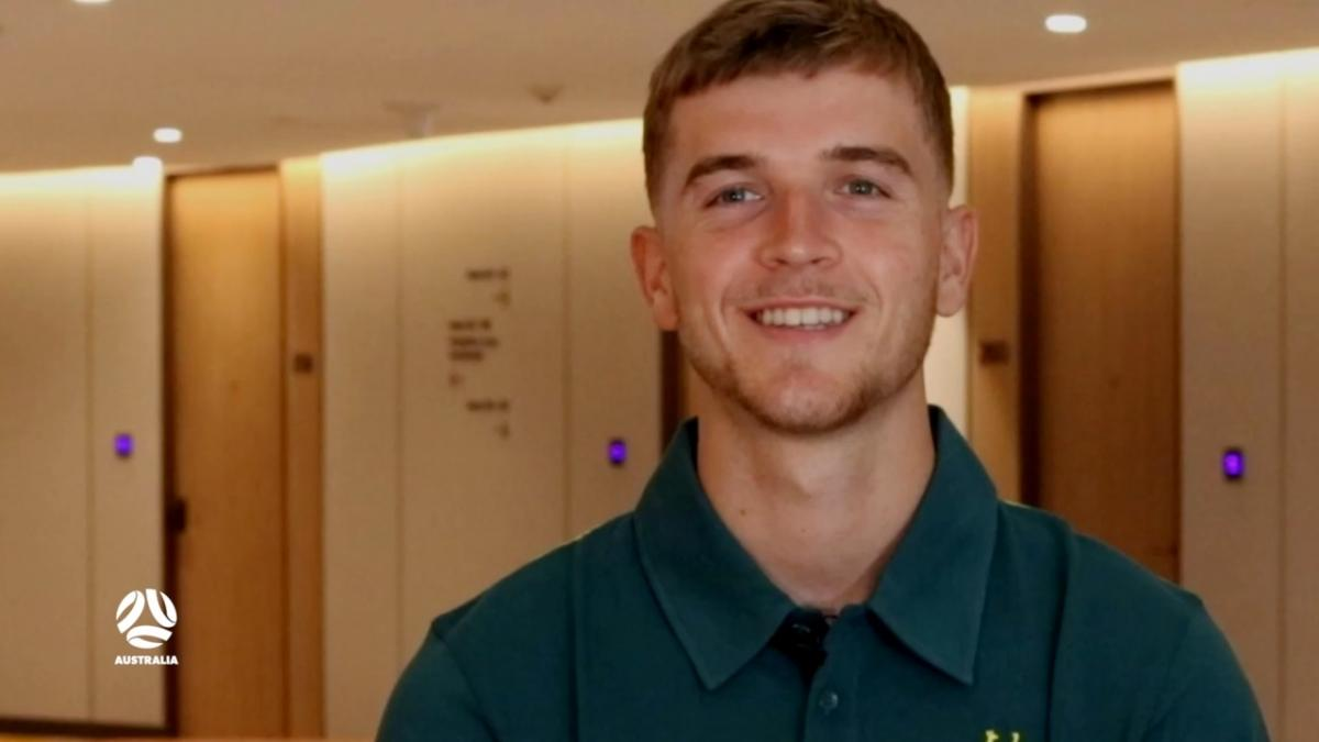 Riley McGree: I feel over the moon | Olyroos Tokyo 2020 squad revealed