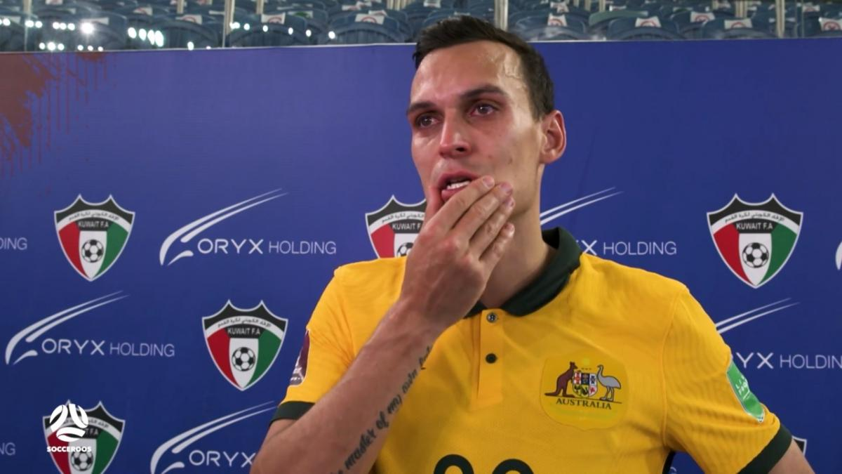 Trent Sainsbury: I thought my career was finished | Interview | Socceroos v Jordan | FIFA World Cup 2022 qualifier