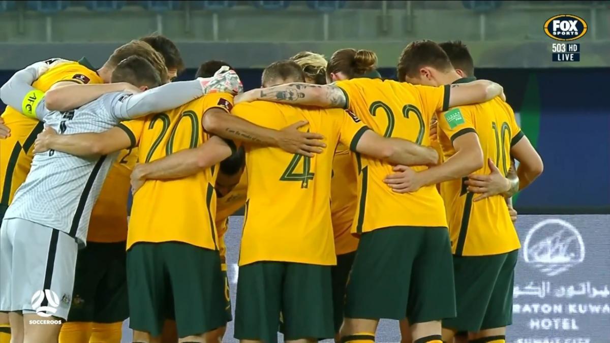 Mini Match   Socceroos v Jordan   Australia's FIFA World Cup 2022 Qualifier