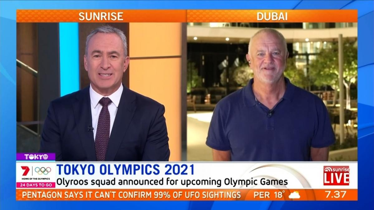 Graham Arnold joins Sunrise following Olyroos squad announcement