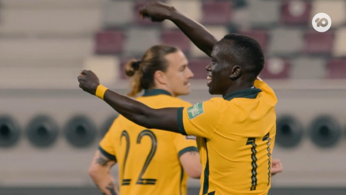 Awer Mabil: We continue to build | Interview | FIFA World Cup Qualifiers