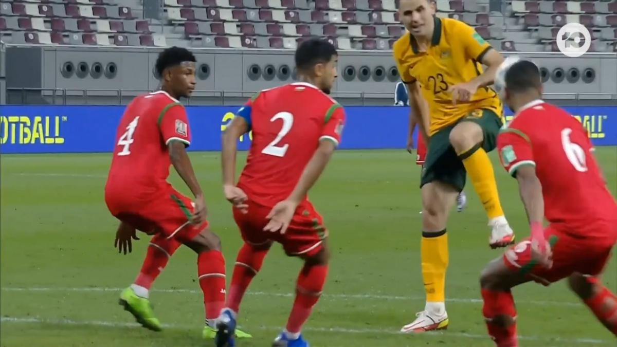 Australia v Oman | Mini Match | FIFA World Cup Qualifiers