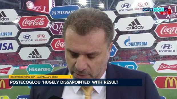 Ange 'hugely disappointed' after Chile draw