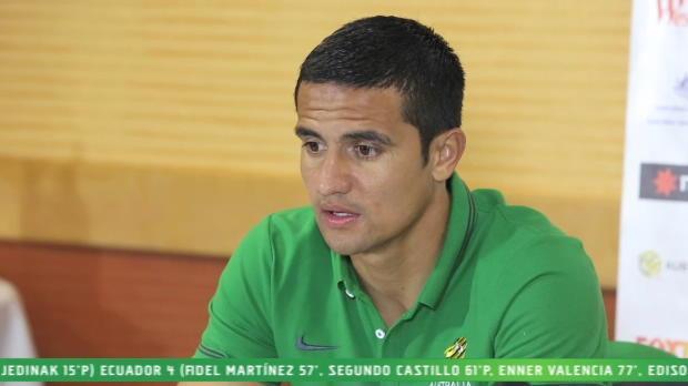 Socceroos dissect Ecuador defeat