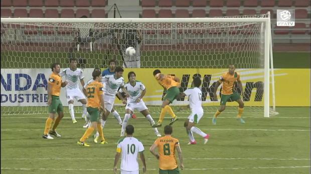 Iraq goals - Tim Cahill