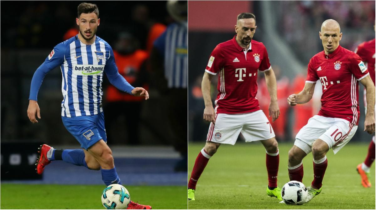 Leckie;Ribery;Robben