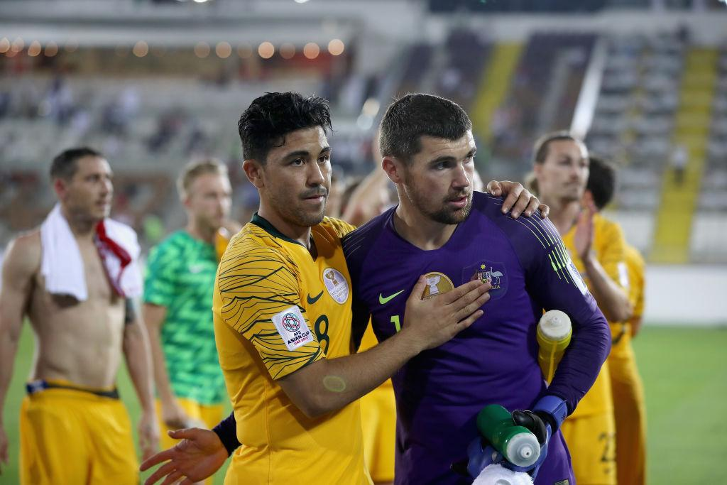 Luongo, Ryan, Socceroos, AFC Asian Cup UAE 2019