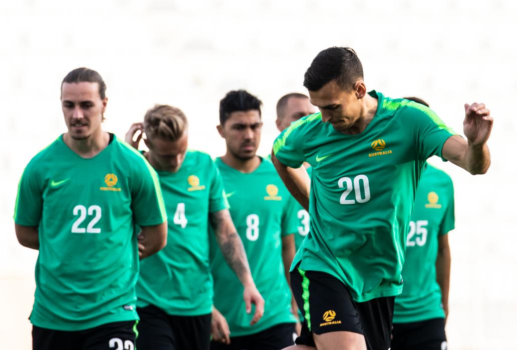 Home Socceroos
