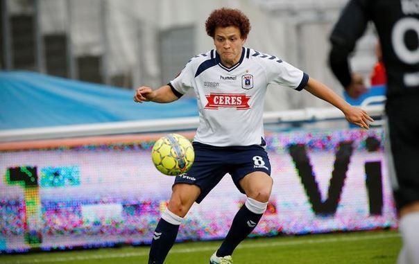 Mustafa Amini - pic courtesy of AGF website