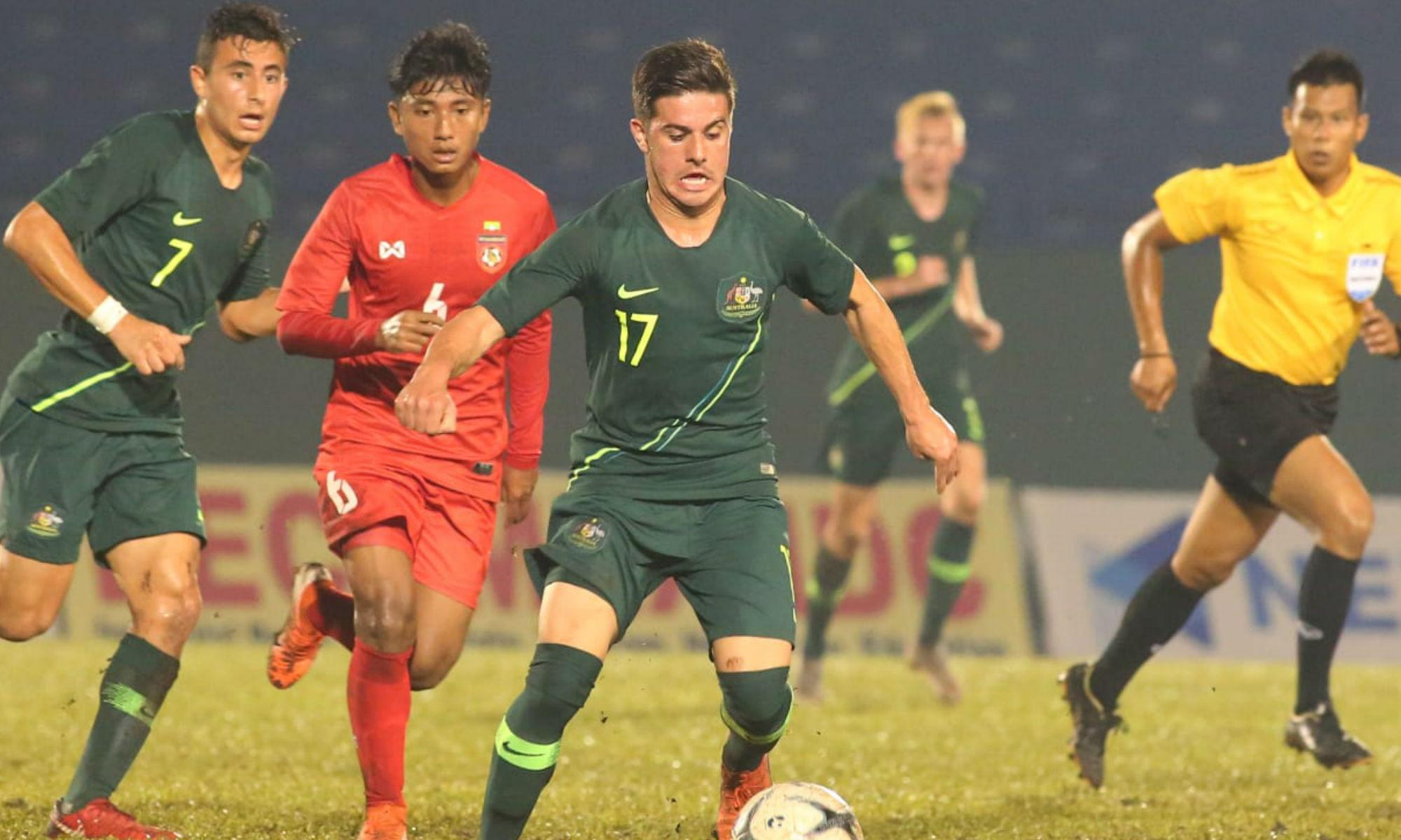 Young Socceroos Malaysia