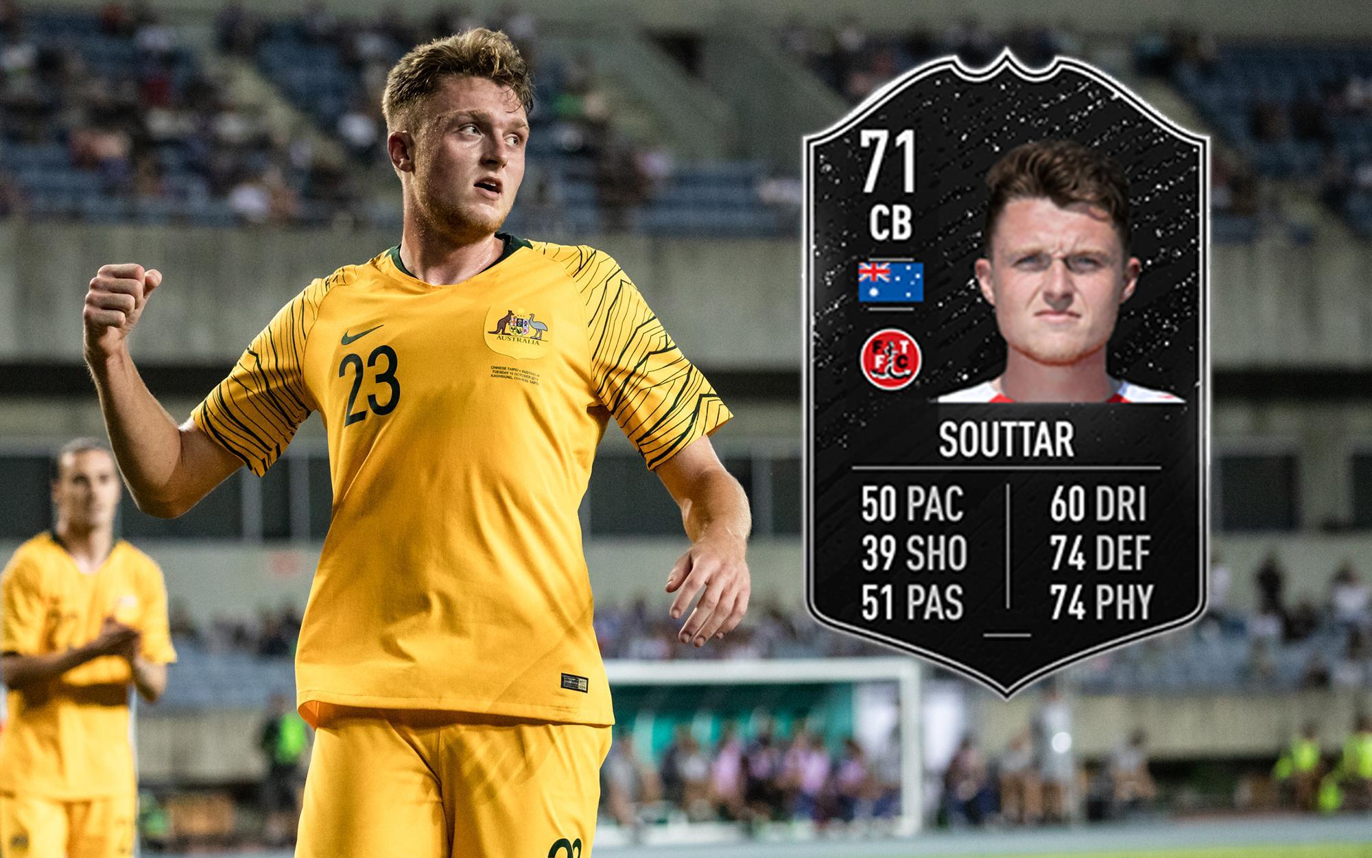 Harry Souttar FIFA 20 Team of the Week