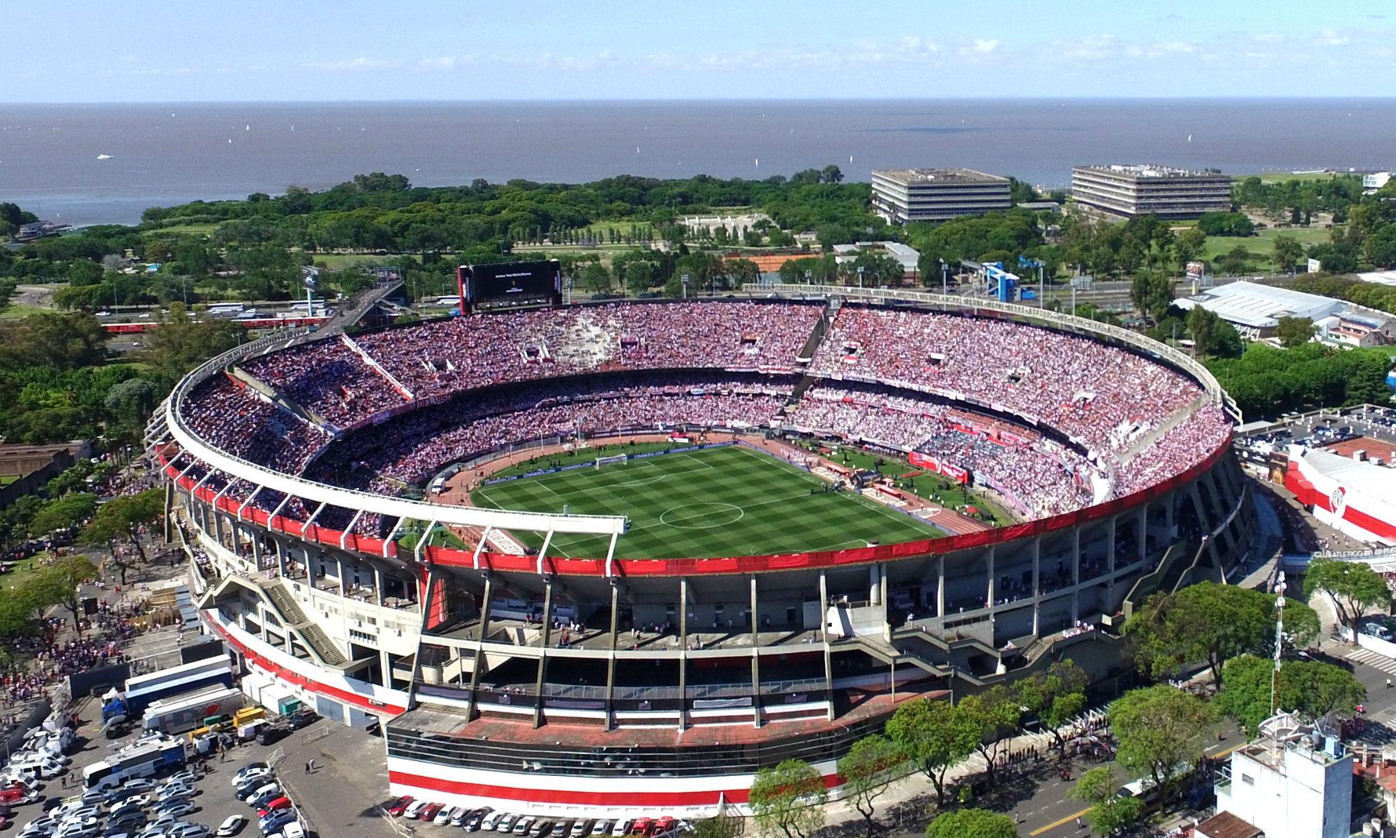 Estadio Monumental,Buenos Aires