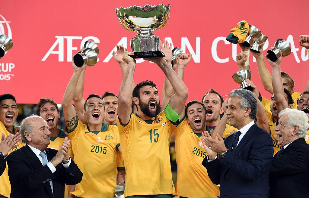 Mile Jedinak trophy