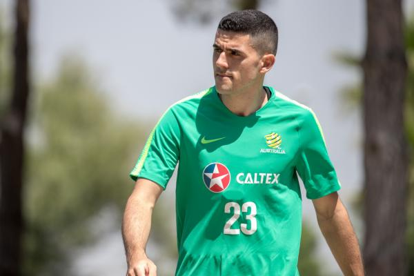 Gallery: Caltex Socceroos Day 9 training wrap