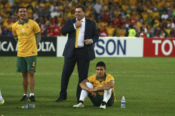 Ange's incredible record in make-or-break matches