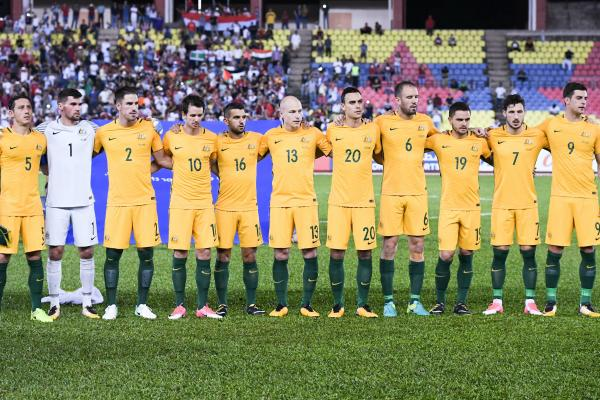 Who'll start for the Caltex Socceroos against Syria?