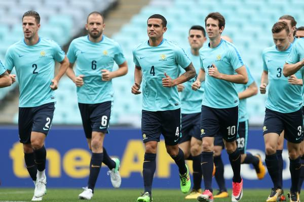 Preview: Caltex Socceroos vs Syria