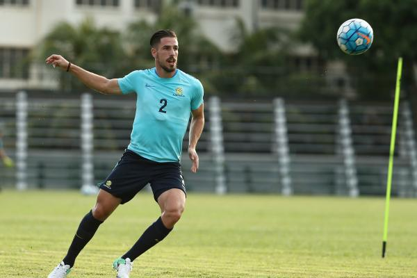 Milos Degenek says the Caltex Socceroos know the enormity of Tuesday's clash with Syria.