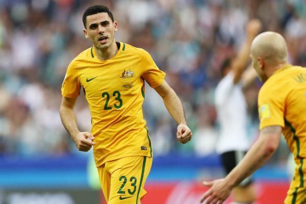 Tom Rogic is a potential match-winner for the Caltex Socceroos against Syria.
