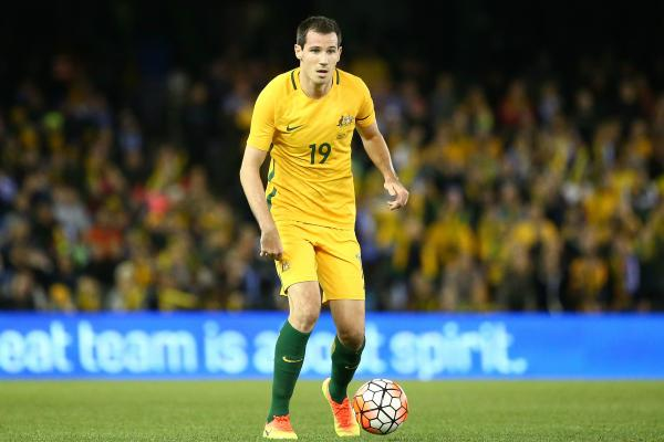 Ryan McGowan has replaced Bailey Wright in the Caltex Socceroos squad.
