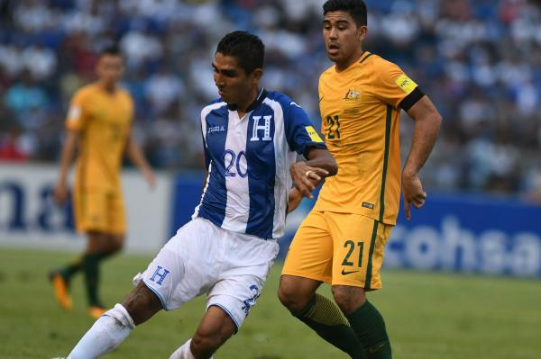 Luongo delighted with Australia's display against 'unpredictable' Honduras