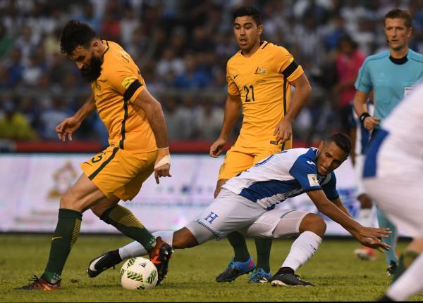 Caltex Socceroos skipper: 'Job not done yet'