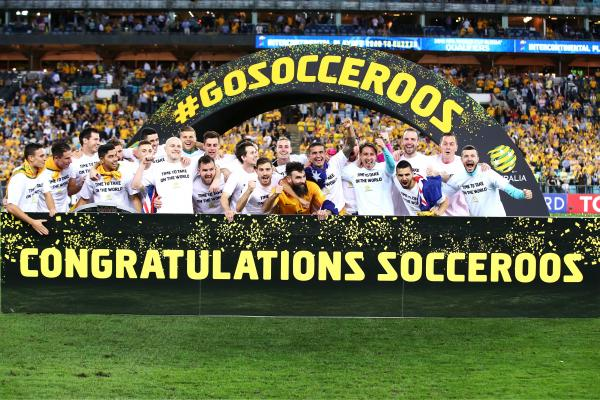 Jedinak declares 'job done' as 2018 World Cup looms for Caltex Socceroos