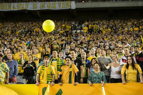 Caltex Socceroos fans share their 'electrifying' playoff experiences