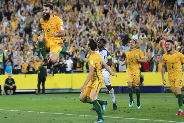 Caltex Socceroos revel in World Cup qualification