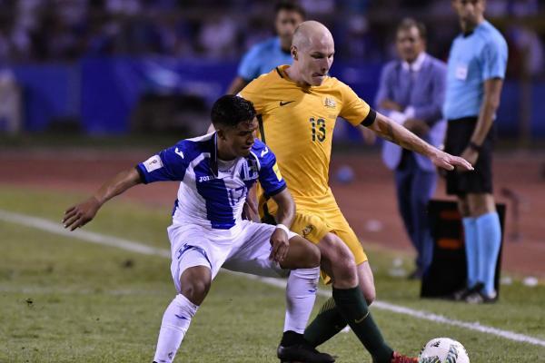 Caltex Socceroos v Honduras: stats analysis