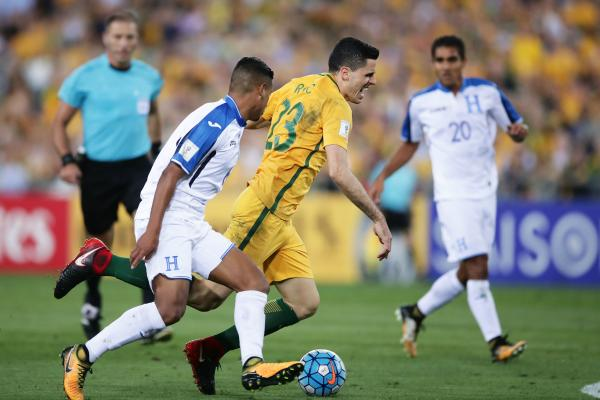 Rogic seeks World Cup redemption in Russia after victory over Honduras